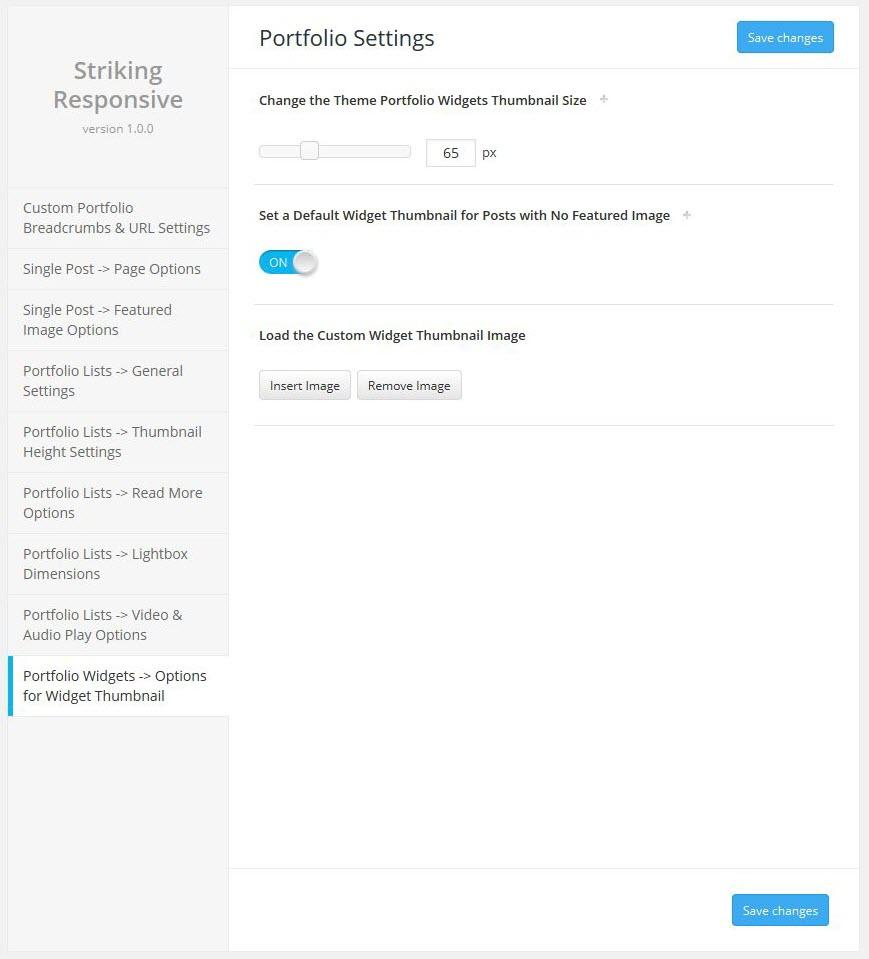 options-portfolio-list-widgets